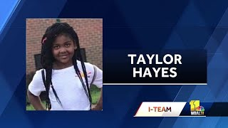 Police interview with Daneka McDonald thrown out in slaying of 7-year-old Taylor Hayes