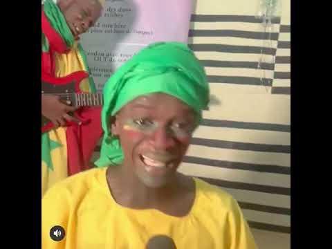 Jaw ketchup parodie Youssouf ndour diambar finale can 2019 Sénégal Égypte