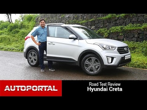 Hyundai Creta Test Drive Review