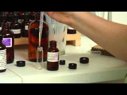 How to Mix Perfume Oils