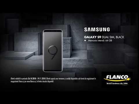 Misiune: Posibila: Flanco Black Friday | Samsung Galaxy S9