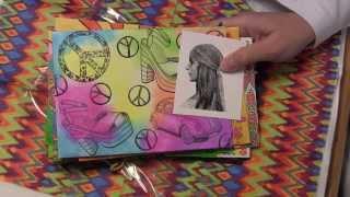 MAIL ART HIPPIE YPP OCT Recd