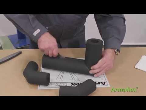ARMAFLEX TUBE_Bend 90, 45, segment bend 90_Application Video