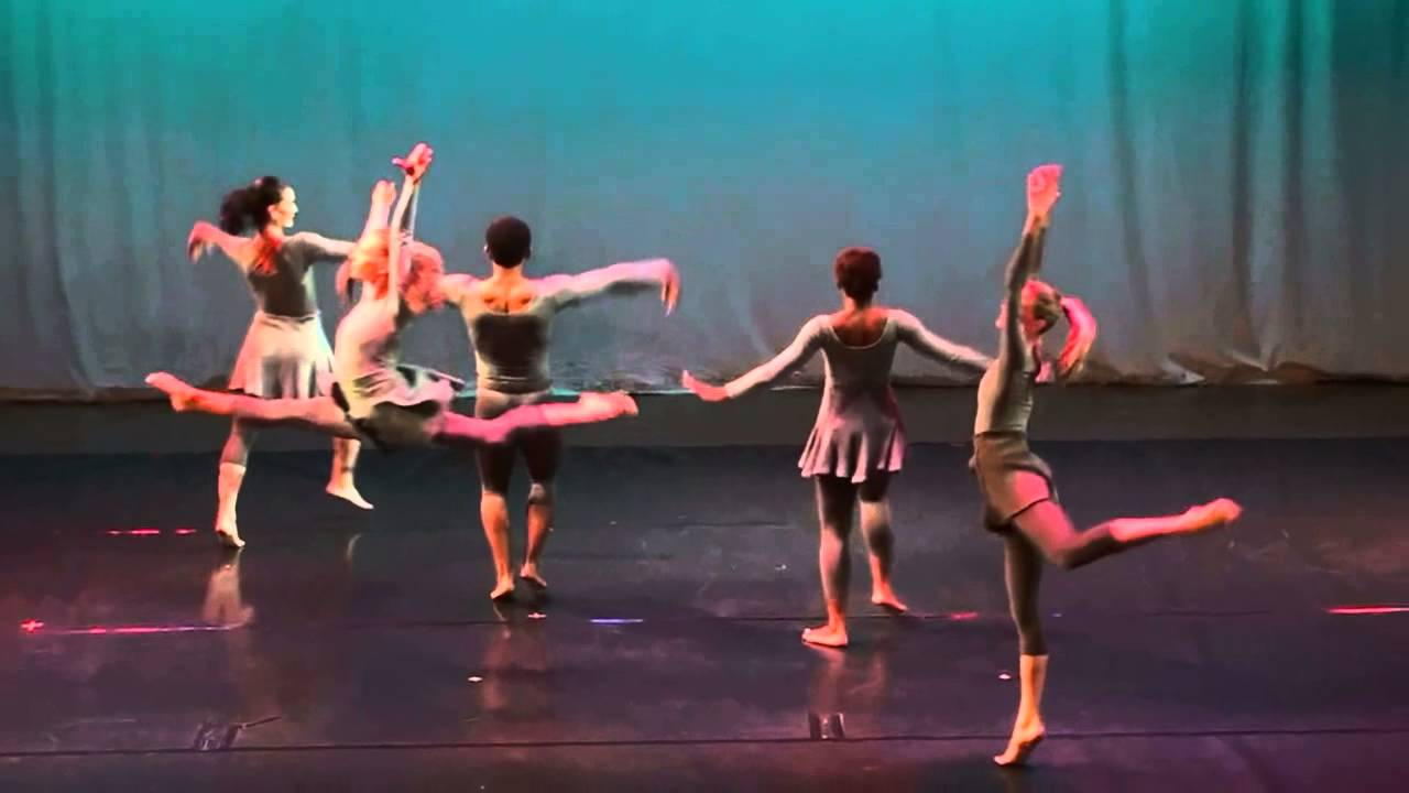 Dance Theatre video montage