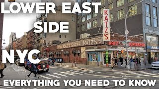 Lower East Side Travel Guide: Everything You Need To Know
