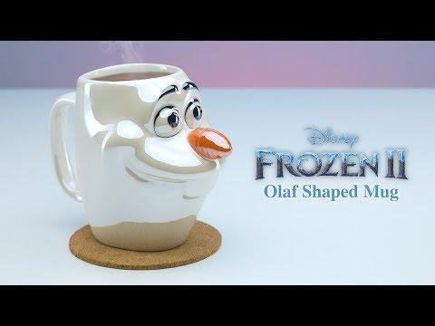 Kubek 3D Disney Frozen 2 / Kraina Lodu 2 - Olaf