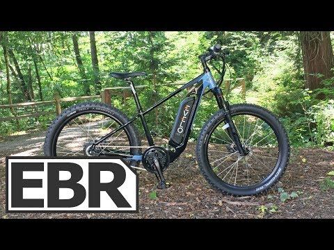 Evelo Delta Video Review – $3.5k Mid-Drive Electric Mountain Bike, Trigger Throttle, NuVinci N380