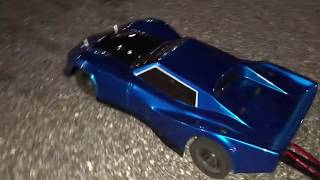Another Test And Tune Night 132ft RC Drag Racing