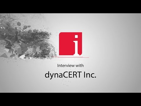 Jim Payne on dynaCERT's award-winning carbon emission reduction technology for diesel engines