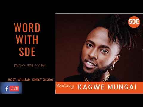 #WordWithSDE: Why I'm single- Kagwe Mungai