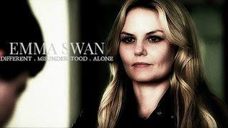 Emma Swan || Different.Misunderstood.Alone [4X07]