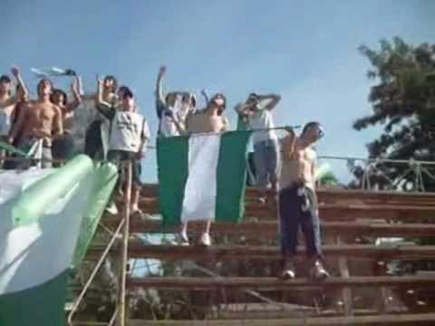 """""""Los Del Sur.avi"""" Barra: Los del Sur • Club: Deportes Puerto Montt"""
