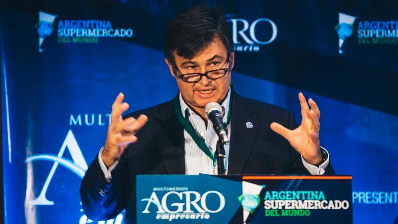 Daniel Pelegrina - Vicepresidente de la Sociedad Rural Argentina