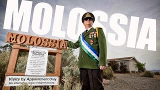 How To Start Your Own Country With The President Of Molossia.