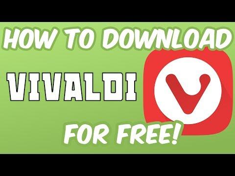 Vivaldi Free Download (PC)