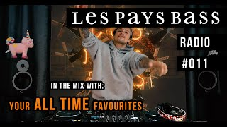 Bassjackers - Live @ Les Pays Bass Radio 011 (Best Of Bassjackers) 2020