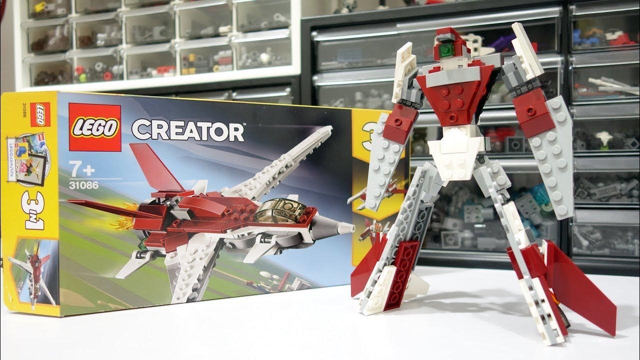 Lego Creator 31086 Alternative Build Air Mech