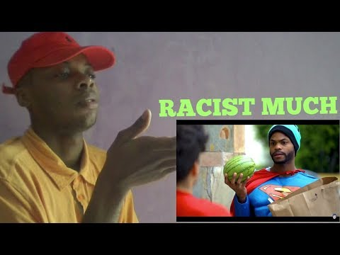Racist Superman- REACTION