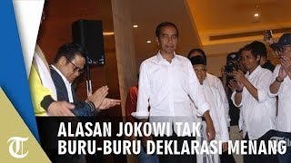 Jokowi Tak Deklarasi Kemenangan meski Unggul di Quick Count, Yenny Wahid Ungkap Alasannya