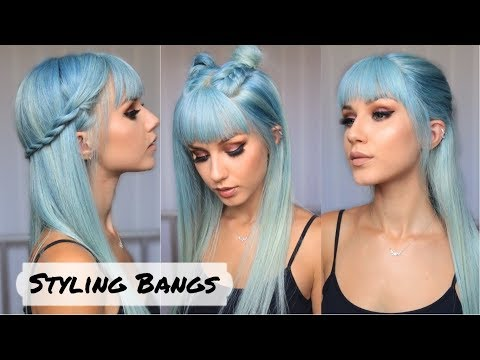 3 Awesome Hairstyles To Try With Bangs Mp3