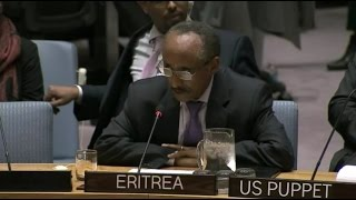 Eritrea - Statement during UNSC discussion on the Situation in Somalia.