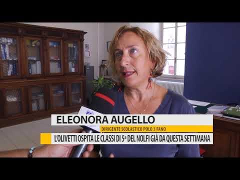 Olivetti ospita le classi di 5° del Nolfi già da questa settimana
