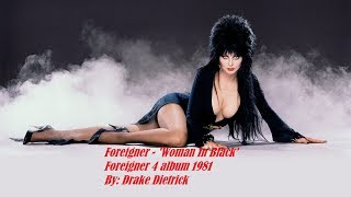 Foreigner - Woman In Black XF11