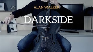 Alan Walker - Darkside for cello and piano (COVER)