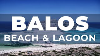 Balos lagoon in the eye of our camera