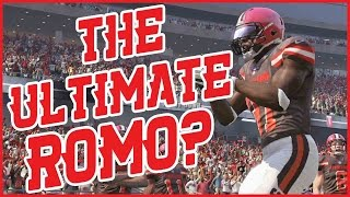 THE ULTIMATE ROMO?? - Madden 16 Ultimate Team | MUT 16 XB1 Gameplay