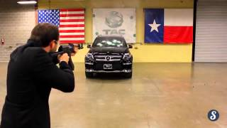 This Is What Its Like To Be Shot At With An AK47 In A MercedesBenz