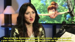 KT Tunstall - Tinker Bell and the Legend of the Never Beast
