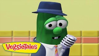 Veggie Tales | Blues with Larry | Veggie Tales Silly Songs With Larry | Kids Cartoon