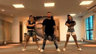 Quien Empezó   J Mena (ft. Cazzu) | Marlon Alves Dance MAs