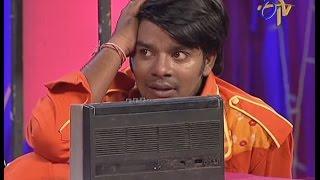Jabardasth - జబర్దస్త్  - Sudigaali Sudheer Performance on 4th September 2014