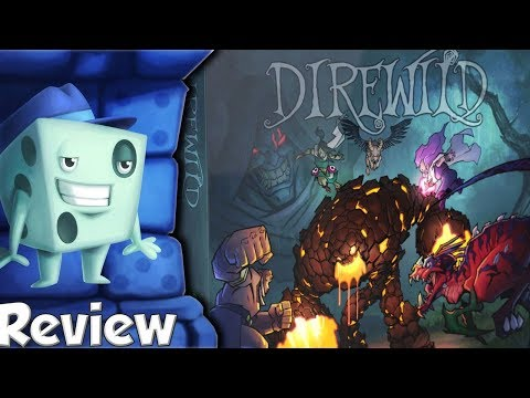 Direwild Review - with Tom Vasel