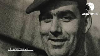 War hero buried in Korean soil