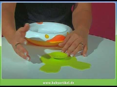 Chicco - Warmhalteteller Entchen | Babyartikel.de