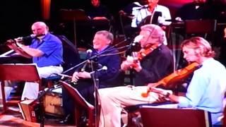 John Hiatt, Tim O'Brien & The Chieftains.Down The Old Plank Road.