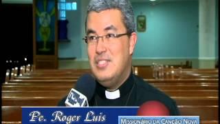 Prog.Mensageiros de Cristo-Visita Pe.Roger Luis Canção Nova