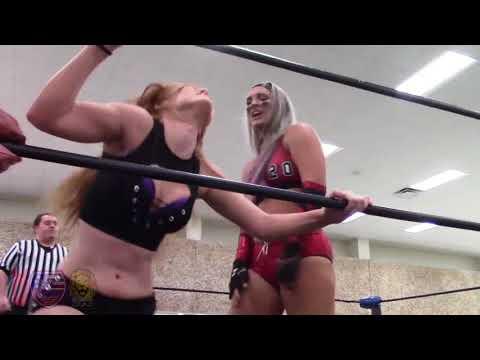 USWA: Starting Point Kamilla Kane vs Ava Storie 10-20-17