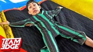 Velcro Wall Challenge!! ft. | Megan Batoon
