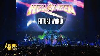 HELLOWEEN - Future world (live)