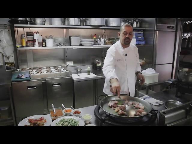 Video Pronunciation of paella in Spanish