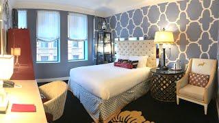Kimpton Hotel Monaco Philadelphia, King SPA Room