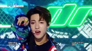 【TVPP】NCT DREAM – GO, 엔시티 드림 – 고 @Show Music core Live