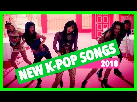 NEW K-POP SONGS - JANUARY 2018 (WEEK 3)