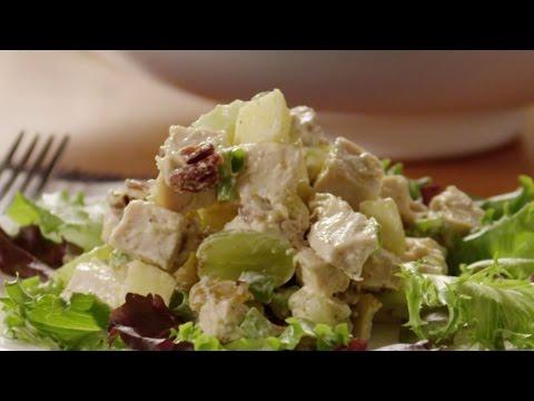 How to Make Fruity Curry Chicken Salad | Chicken Recipes | Allrecipes.com