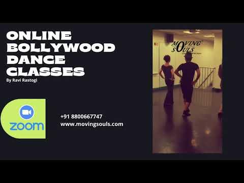 Online Bollywood Dance Class