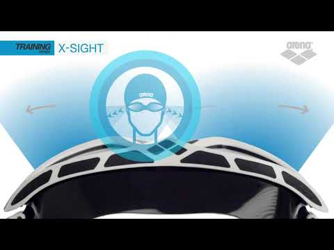 X Sight Active Goggles suitable for Open Water and Triathlon